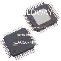 DAC5674IPHPG4 - Texas Instruments