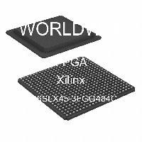 XC6SLX45-3FGG484C - Xilinx
