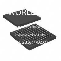 CYUSB3011-BZXC - Cypress Semiconductor - USB接口IC