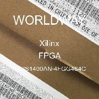 XC3S1400AN-4FGG484C - Xilinx - FPGA(Field-Programmable Gate Array)