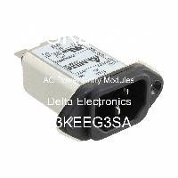 03KEEG3SA - Delta Electronics - 交流電源輸入模塊