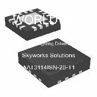 AAT3114ISN-20-T1 - Skyworks Solutions Inc - LED照明驱动器