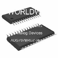 ADG707BRUZ-REEL7 - Analog Devices Inc