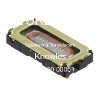 2403 260 00051 - Knowles - 揚聲器和傳感器