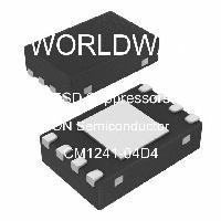 CM1241-04D4 - ON Semiconductor - ESD抑制器
