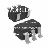 LMH6702MFX/NOPB - Texas Instruments