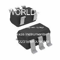 LMP2231BMFX/NOPB - Texas Instruments