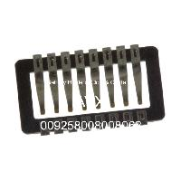 009258008008062 - AVX Corporation - 電池座,夾子和觸點
