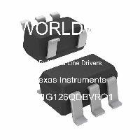 1P1G126QDBVRQ1 - Texas Instruments - 缓冲器和线路驱动器