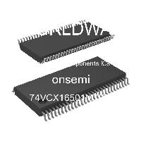 74VCX16501MTDX - ON Semiconductor