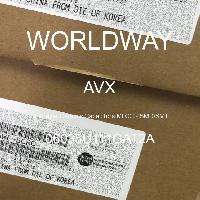 06035U111GAT2A - AVX Corporation - 多层陶瓷电容器MLCC - SMD/SMT