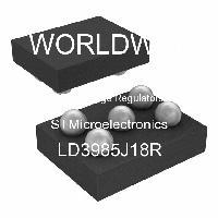 LD3985J18R - STMicroelectronics - LDO穩壓器