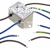 03DKBW5B - Delta Electronics - 交流电源线滤波器