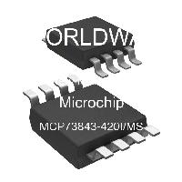 MCP73843-420I/MS - Microchip Technology Inc