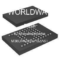 M36DR432AD10ZA6T - STMicroelectronics - 閃