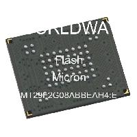 MT29F2G08ABBEAH4:E - Micron Technology Inc - 闪