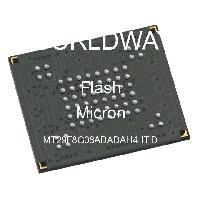 MT29F8G08ADADAH4-IT:D - Micron Technology Inc