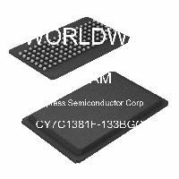 CY7C1381F-133BGC - Cypress Semiconductor - SRAM