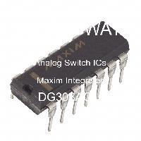 DG303ACJ+ - Maxim Integrated Products