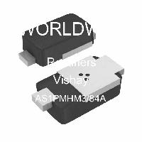 AS1PMHM3/84A - Vishay Semiconductor Diodes Division - 整流器