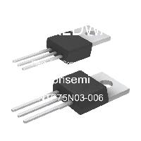 NTP75N03-006 - ON Semiconductor