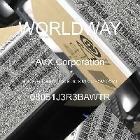 08051J3R3BAWTR - AVX Corporation - 多層陶瓷電容器MLCC  -  SMD / SMT