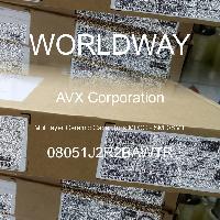 08051J2R2BAWTR - AVX Corporation - 多层陶瓷电容器MLCC-SMD/SMT