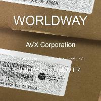 08055K2R7BAWTR - AVX Corporation - 多层陶瓷电容器MLCC-SMD/SMT