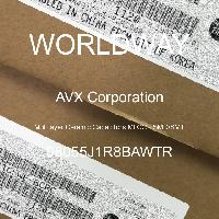 08055J1R8BAWTR - AVX Corporation - 多層陶瓷電容器MLCC  -  SMD / SMT