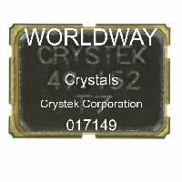 017149 - Crystek Corporation - 水晶