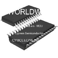 CY8CLED16-28PVXI - Cypress Semiconductor