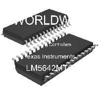 LM5642MTC - Texas Instruments