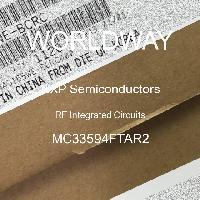 MC33594FTAR2 - NXP Semiconductors - 射頻集成電路