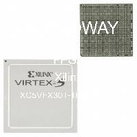 XC5VFX30T-1FF665CES - Xilinx