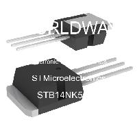 STB14NK50Z-1 - STMicroelectronics