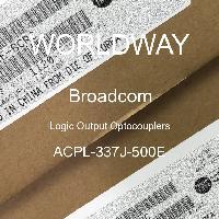 ACPL-337J-500E - Broadcom Limited - 邏輯輸出光電耦合器