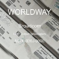 ACPL-330J-000E - Broadcom Limited - 邏輯輸出光電耦合器