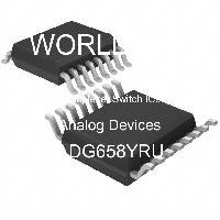 ADG658YRU - Analog Devices Inc - 多路復用器開關IC