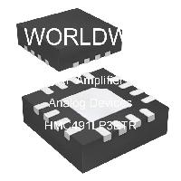 HMC491LP3ETR - Analog Devices Inc - 射频放大器