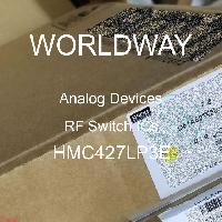 HMC427LP3E - Analog Devices Inc - 射頻開關IC