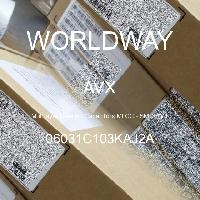 06031C103KAJ2A - AVX Corporation - 多層陶瓷電容器MLCC  -  SMD / SMT