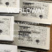 06031C331KA14A - AVX Corporation - 多层陶瓷电容器MLCC - SMD/SMT