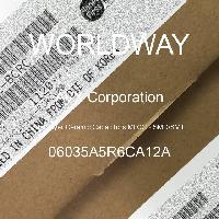 06035A5R6CA12A - AVX Corporation - 多层陶瓷电容器MLCC - SMD/SMT