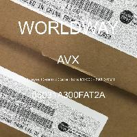 06031A300FAT2A - AVX Corporation - 多层陶瓷电容器MLCC - SMD/SMT
