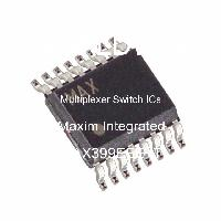 MAX399EEE+T - Maxim Integrated Products - 多路复用器开关IC