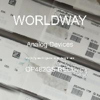 OP482GS-REEL - Analog Devices Inc - 高速運算放大器