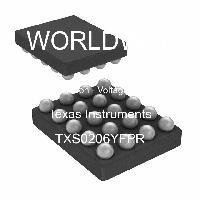 TXS0206YFPR - Texas Instruments - 轉換 - 電壓電平