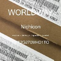UPT2G270MHD1TO - Nichicon - 铝电解电容器 - 含铅