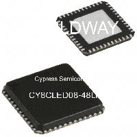 CY8CLED08-48LFXI - Cypress Semiconductor