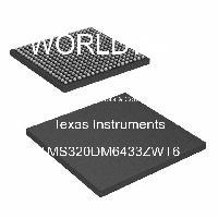TMS320DM6433ZWT6 - Texas Instruments - 数字信号处理器和控制器 -  DSP